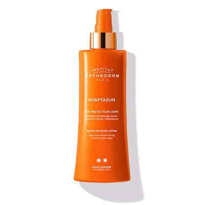 ADAPTASUN BODY MILK moderate sun