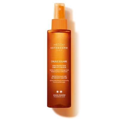 SUN CARE OIL moderate sun